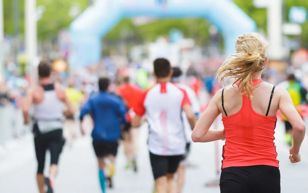 Marathon : hommes vs femmes